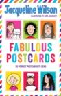 Image for Jacqueline Wilson: Fabulous Postcards