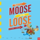 Image for There's a moose on the loose