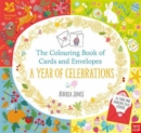 Image for National Trust: The Colouring Book of Cards and Envelopes: Year of Celebrations
