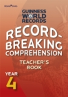 Image for Record Breaking Comprehension Year 4 Teacher's Book