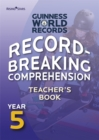 Image for Record Breaking Comprehension Year 5 Teacher's Book