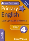 Image for English: Year 4