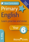 Image for English: Year 6