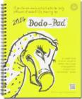 Image for Dodo Pad Desk Diary 2014 - Calendar Year Week to View Diary : A Combined Family Diary-doodle-memo-message-engagement-organiser-calendar-book