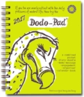 Image for Dodo Pad Mini / Pocket Diary 2017 - Week to View Calendar Year : A Combined Family Diary-Doodle-Memo-Message-Engagement-Organiser-Calendar-Book with Room for Up to 5 People's Appointments/Activities