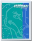 Image for Dodo Acad-Pad A4 Diary 2018-2019 Mid Year / Academic Year, Week to View c/w Binder : A combined doodle-memo-message-engagement-calendar-organiser-planner for students and teachers
