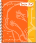 Image for Dodo Pad Original Desk Diary 2020 - Week to View Calendar Year Diary : A Family Diary-Doodle-Memo-Message-Engagement-Organiser-Calendar-Book with room for up to 5 people's appointments/activities
