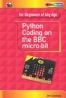 Image for Python coding on the BBC micro:bit