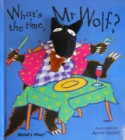 Image for What's the time, Mr Wolf?