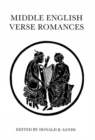Image for Middle English verse romances