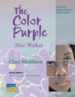 Image for AS/A-Level English Literature: The Color Purple Teacher Resource Pack