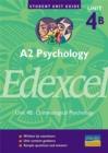 Image for A2 psychology, unit 4B, Edexcel[Unit 4B]: Criminological psychology : Unit 4b