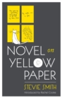 Image for Novel on yellow paper