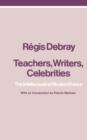 Image for Teachers, Writers, Celebrities