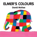 Image for Elmer's Colours : Tabbed Board Book
