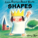 Image for Little Princess Board Book - Shapes