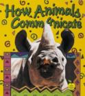 Image for How animals communicate