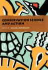 Image for Conservation science and action