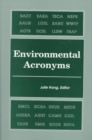 Image for Environmental Acronyms