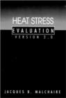 Image for Heat Stress EvaluationVersion 2.0