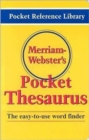 Image for Merriam-Webster's pocket thesaurus