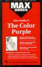 Image for Alice Walker's The color purple