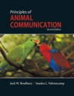 Image for Principles of animal communication