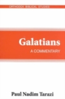 Image for Galatians : A Commentary