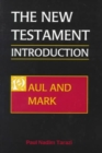 Image for The New Testament : An Introduction : v. 1 : Paul and Mark