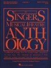 Image for The singer's musical theatre anthologyVol. 1: Mezzo-soprano/belter