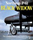 Image for Northr P-61 Black Widow: Complete History and Combat Record