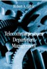 Image for Telecommunications department management