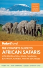 Image for The complete guide to African safaris