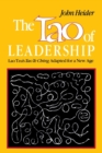 Image for The Tao of Leadership : Lao Tzu's Tao Te Ching Adapted for a New Age