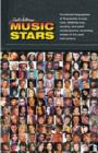 Image for Music stars  : thumbnail biographies of thousands of pop, rock, R&B/hip-hop, country, and adult contemporary recording artists of the past half-century