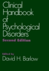 Image for Clinical Handbook Of Psychological Disorders : A Step-by-Step Treatment Manual