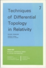 Image for Techniques of Differential Topology in Relativity