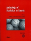 Image for Anthology of statistics in sports