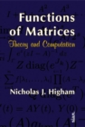 Image for Functions of matrices  : theory and computation