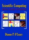 Image for Scientific computing with case studies