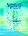 Image for Introduction to derivative-free optimization