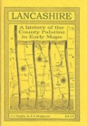 Image for Lancashire : A History of the County Palatine in Early Maps