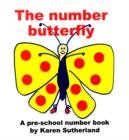 Image for Number Butterfly : Pre-school Number Book
