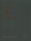 Image for Flora of China, Volume 17 - Verbenaceae through Solanaceae