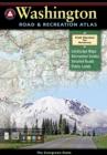 Image for Benchmark Washington road & recreation atlas