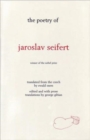 Image for The poetry of Jaroslav Seifert