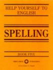 Image for Spelling