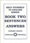 Image for Sentences : Answers