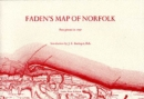 Image for Faden's Map of Norfolk