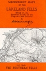Image for Wainwright Maps of the Lakeland Fells : Map 4 : Southern Fells